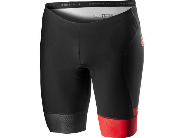 Castelli Free Tri Shorts Men red/fiery red